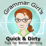 Grammar Girl Logo
